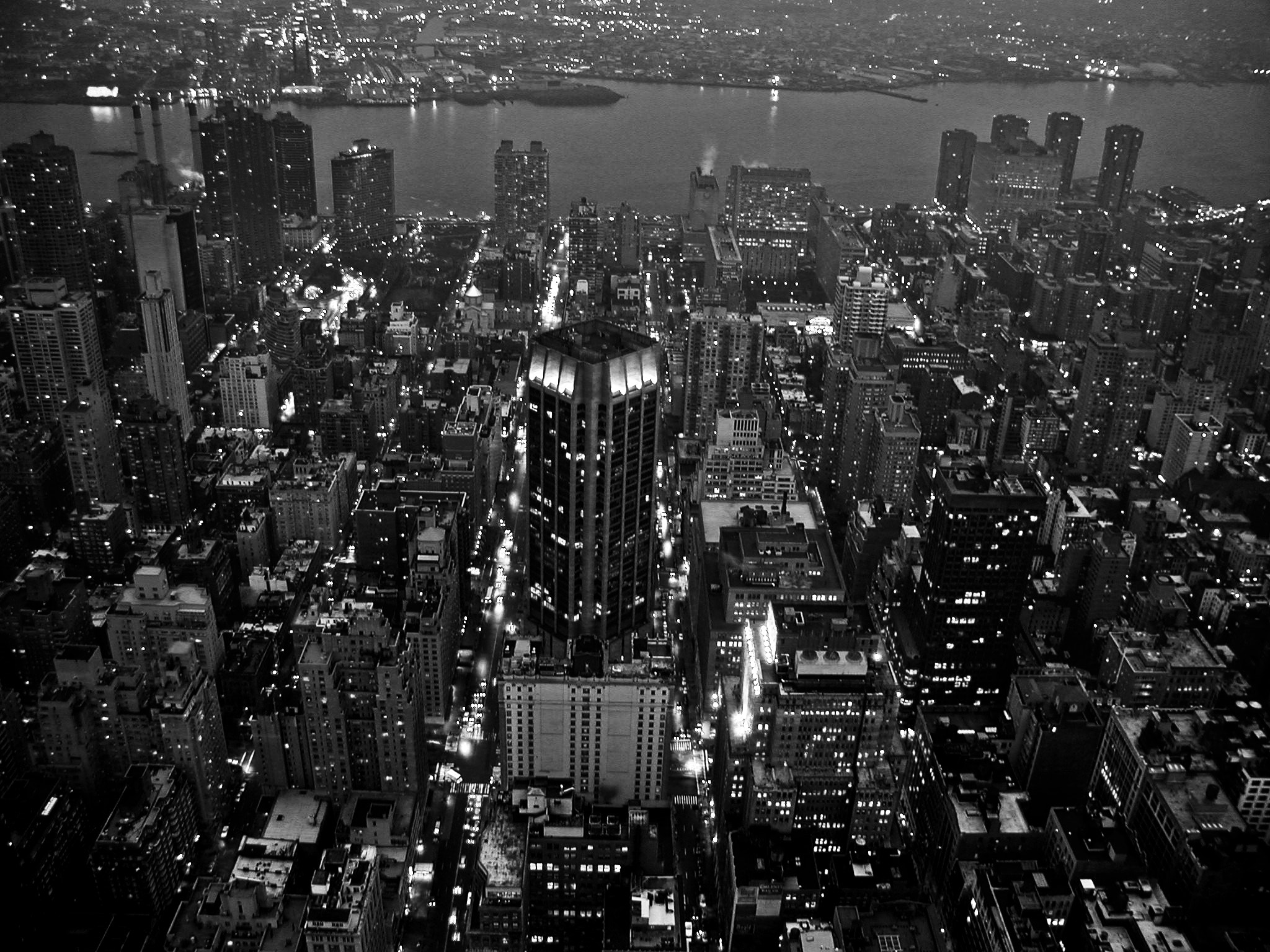 Photograph New York vie from Empire State by Antonio Pena on 500px