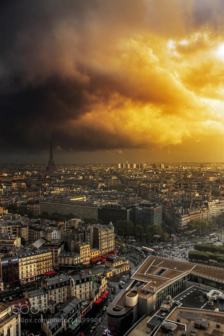 Photograph Paris...... by Antoine Daniel on 500px