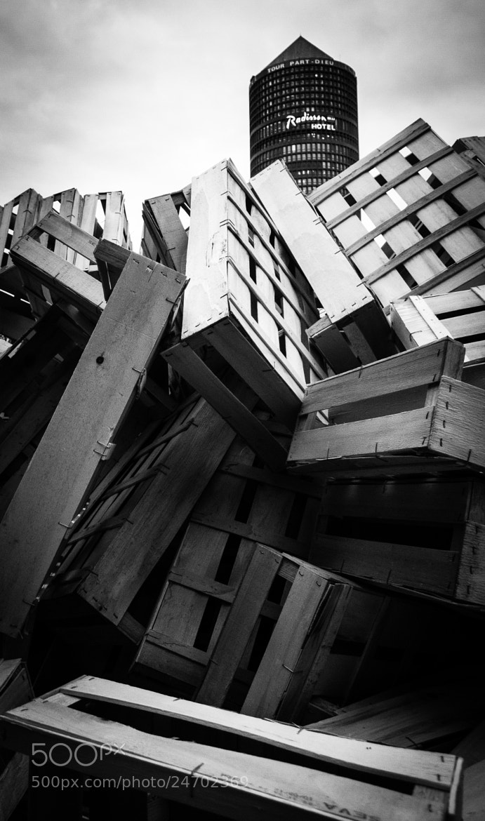 Photograph Urban collapse by Mehdi Cherfaoui on 500px