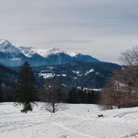 Mountain landscape, Sony DSC-P200