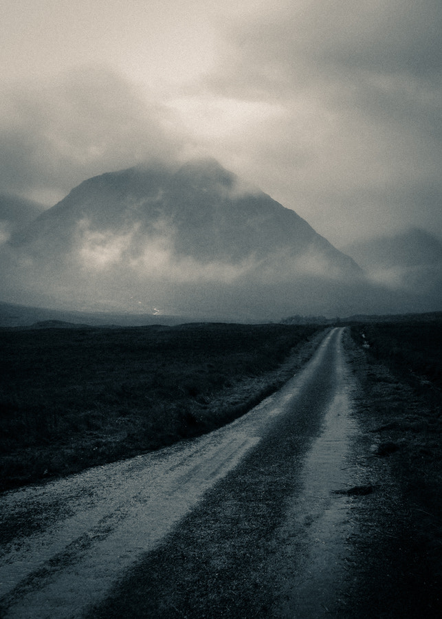 Photograph Glen Etive, and Meall a Bhuruidh by Ross Vernal on 500px