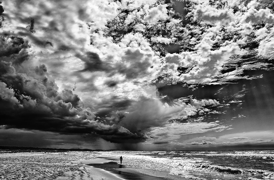 Photograph The last man by Carlo Cafferini on 500px