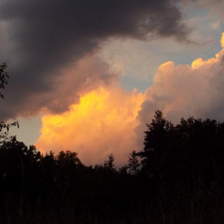 zapad slunce Hate sunset, Fujifilm FinePix S8300