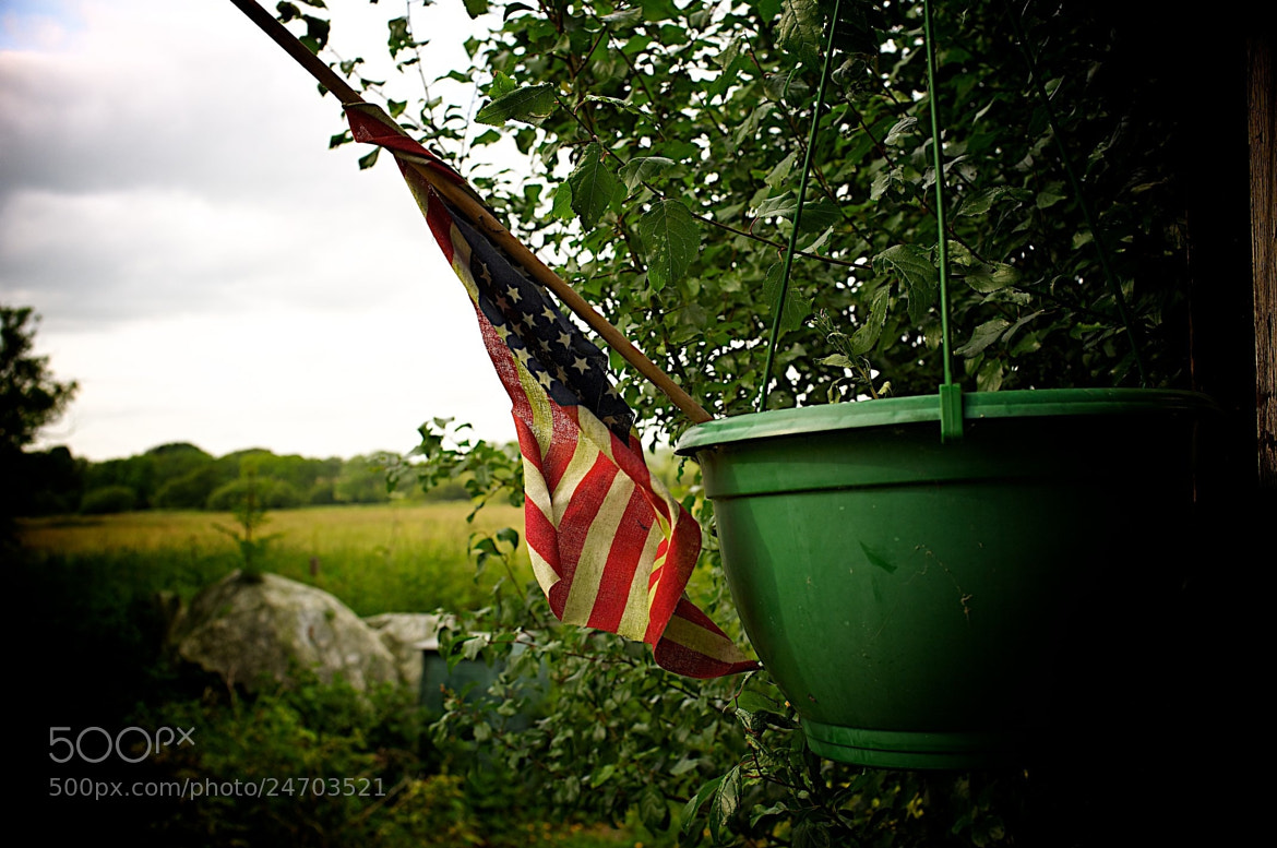 Photograph US FLAG by Gavin Nugent on 500px