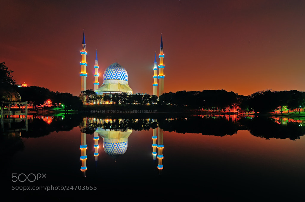 Photograph THE REFLECTION by Mohamad Zaki on 500px