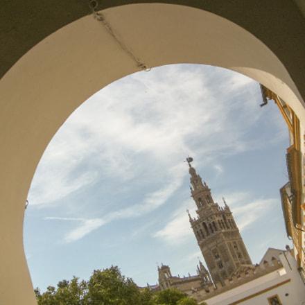 Sevilla, Fujifilm FinePix F455