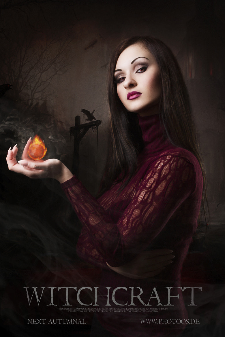 Photograph Witchcraft by Timo  Maczollek on 500px