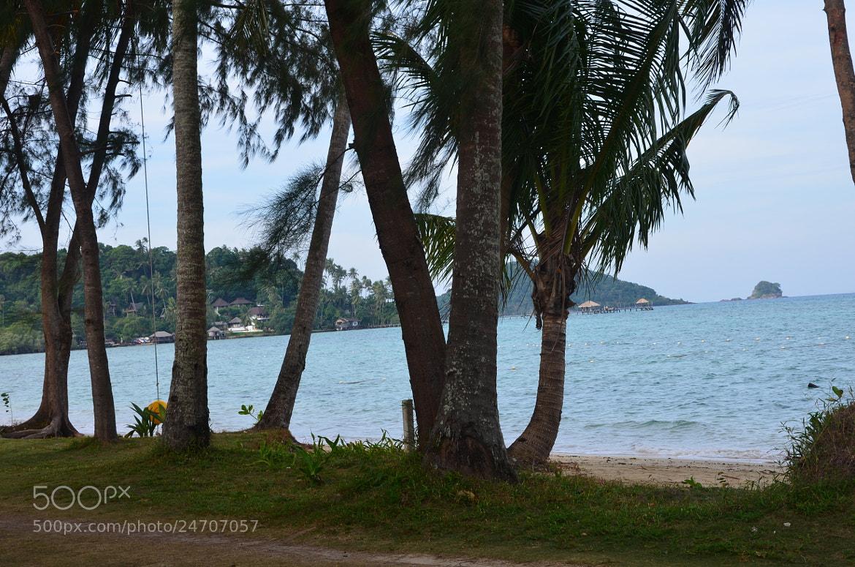 Photograph The Beach by Sam Azmy on 500px
