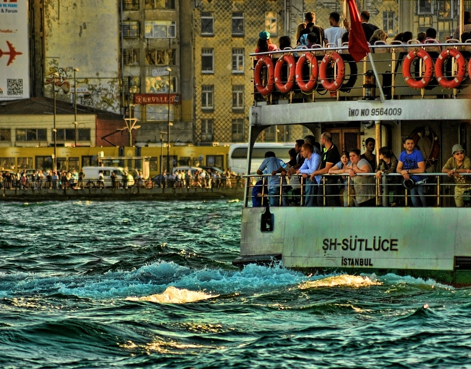 Photograph steamship  by Sedat Ozdemir on 500px