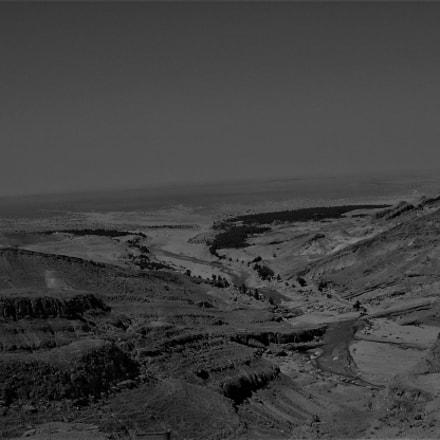 Algeria border with Tunisia, Nikon COOLPIX P2