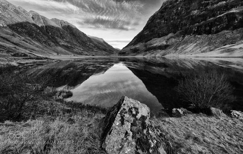 Photograph loch achtriochtan, glencoe by ian mcintosh on 500px