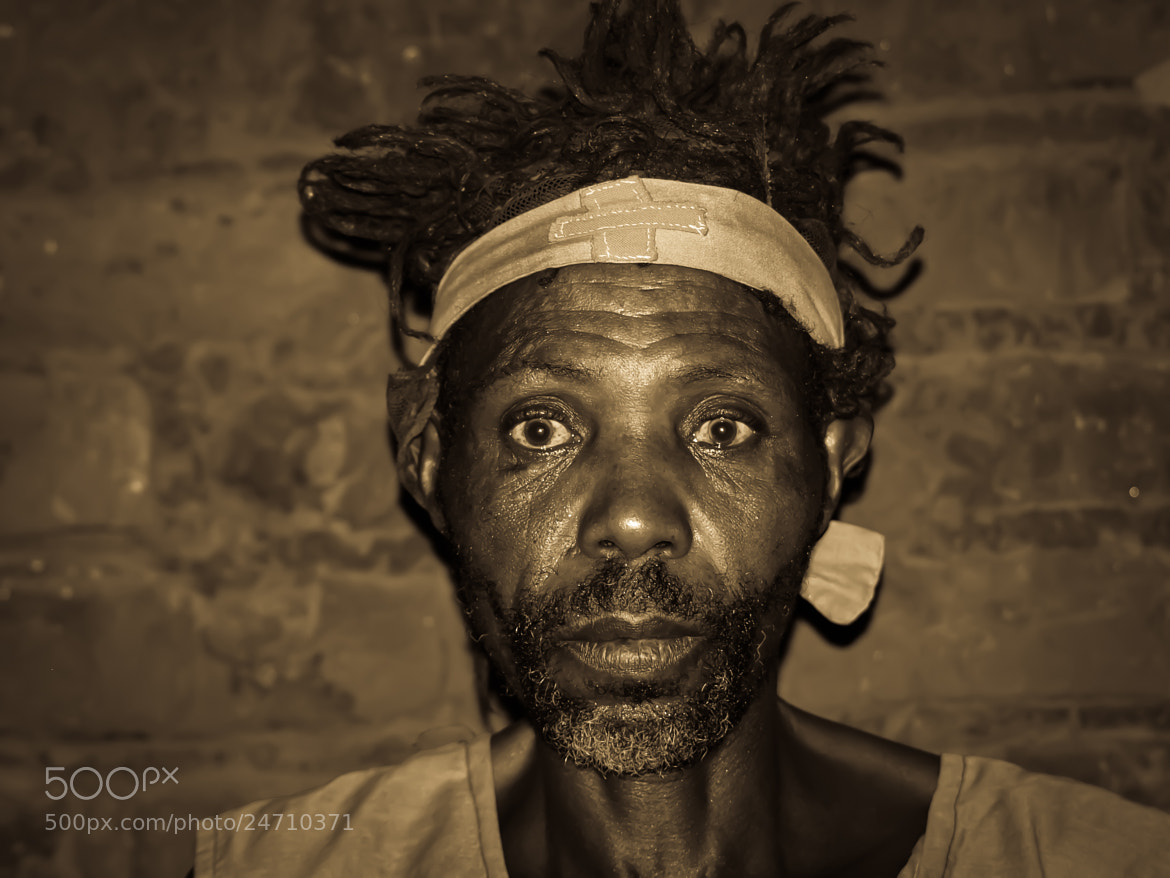 Photograph The Witchdoctor. by Christian Hauzar on 500px