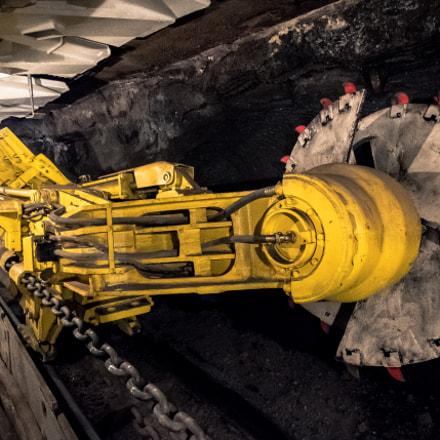 KWB-3RDU coal shearer