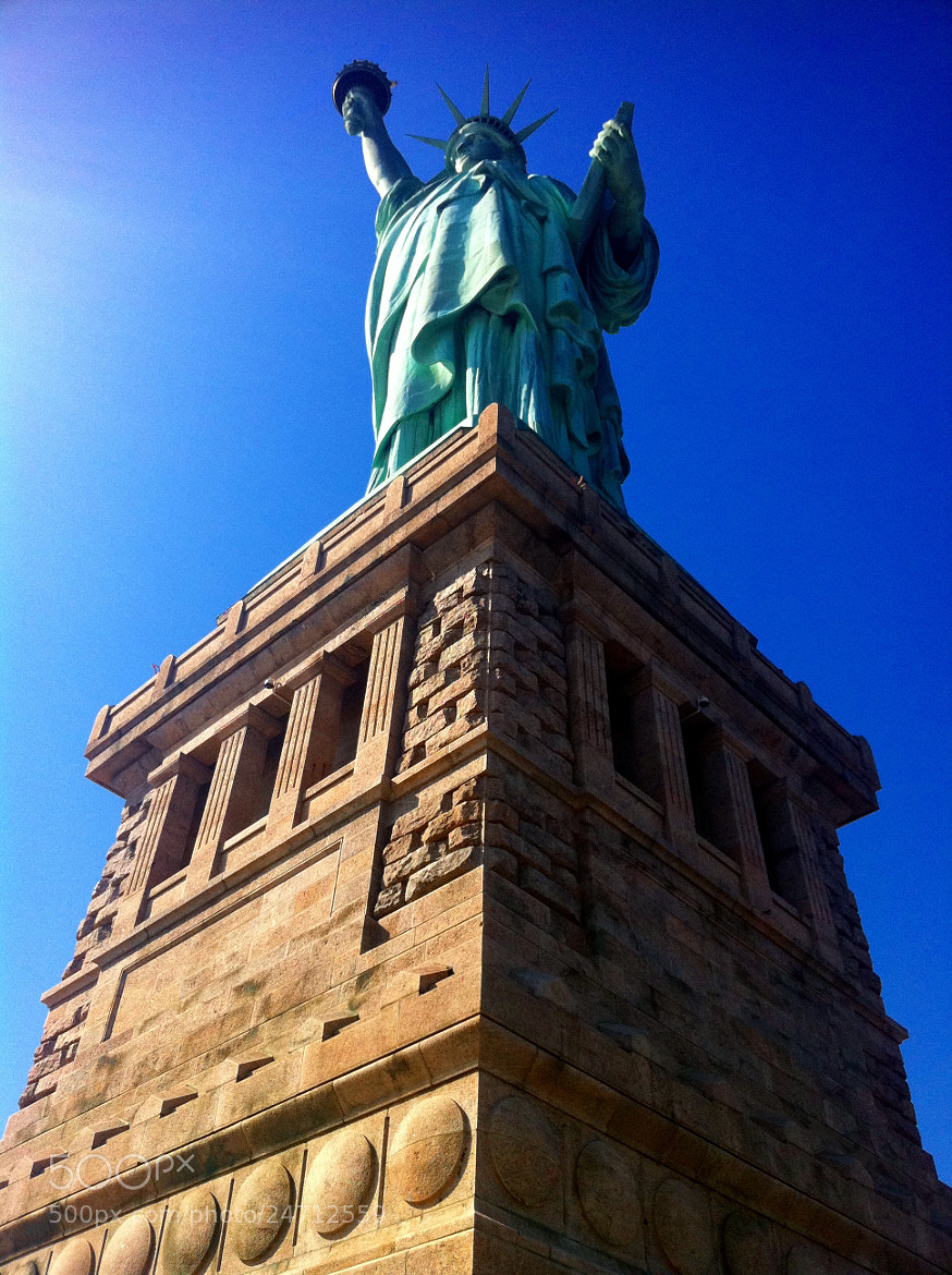 Photograph The Statue of Liberty enlightening the World by Michael FRANCHITTI on 500px