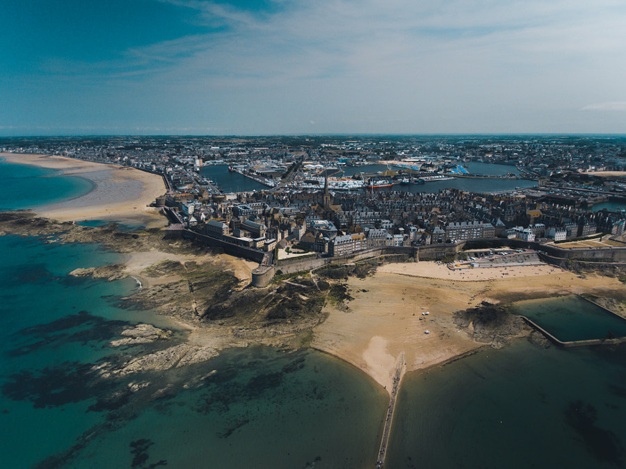 St Malo by Michael Tighe on 500px.com