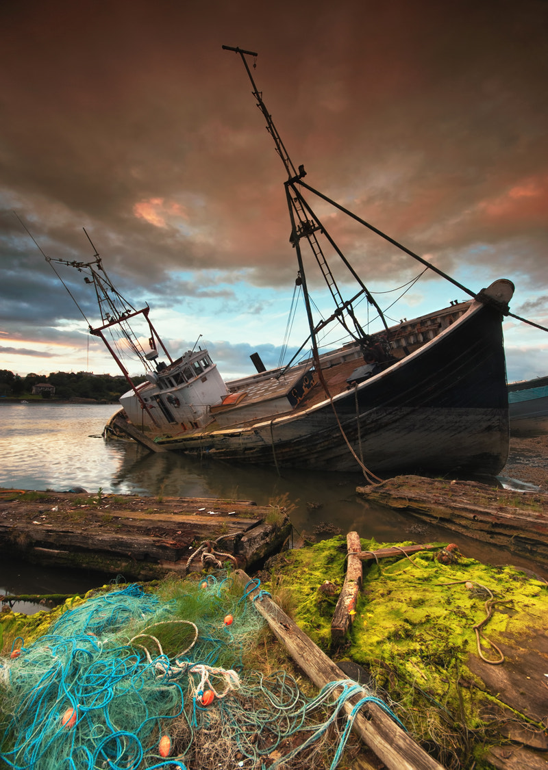 Photograph Abandoned by Richie Johns on 500px