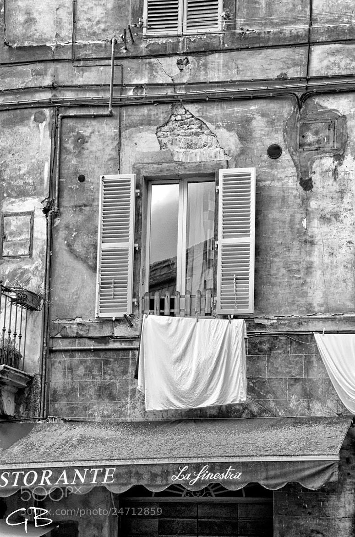 Photograph La finestra by lapococa on 500px