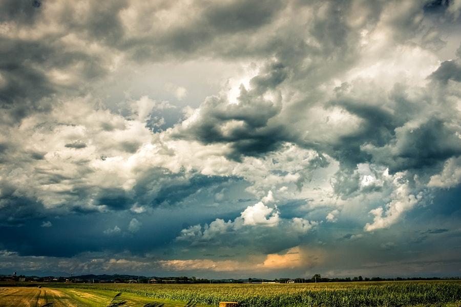 Impending storm, автор — Andrea Einaudi на 500px.com