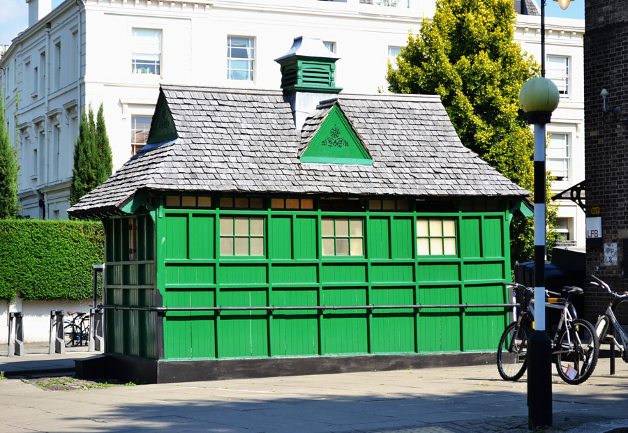 Cabmen's Shelters, London by Sandra on 500px.com
