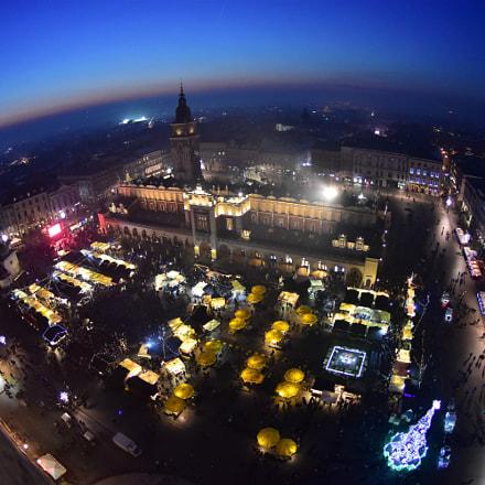 Kraków, Poland, Nikon D7200, AF DX Fisheye-Nikkor 10.5mm f/2.8G ED