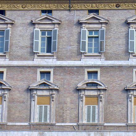 Saint Peter - Rome, Sony DSC-V3