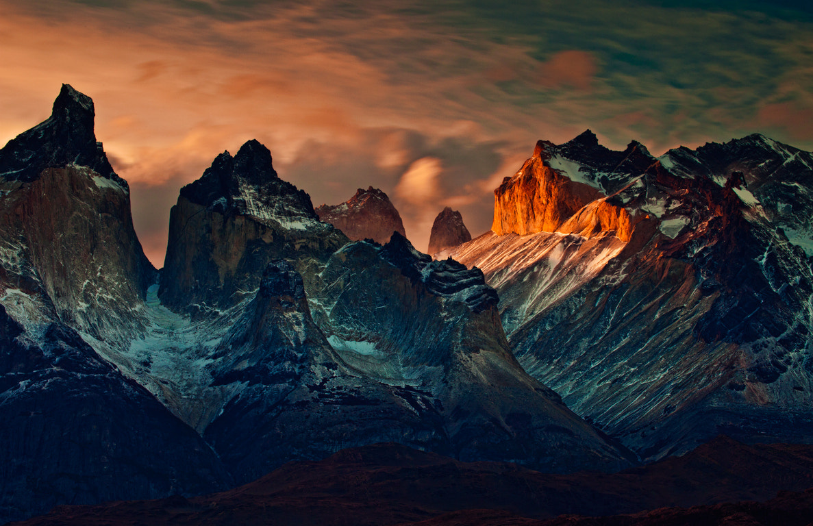 Photograph Torres del Paine by marion faria on 500px