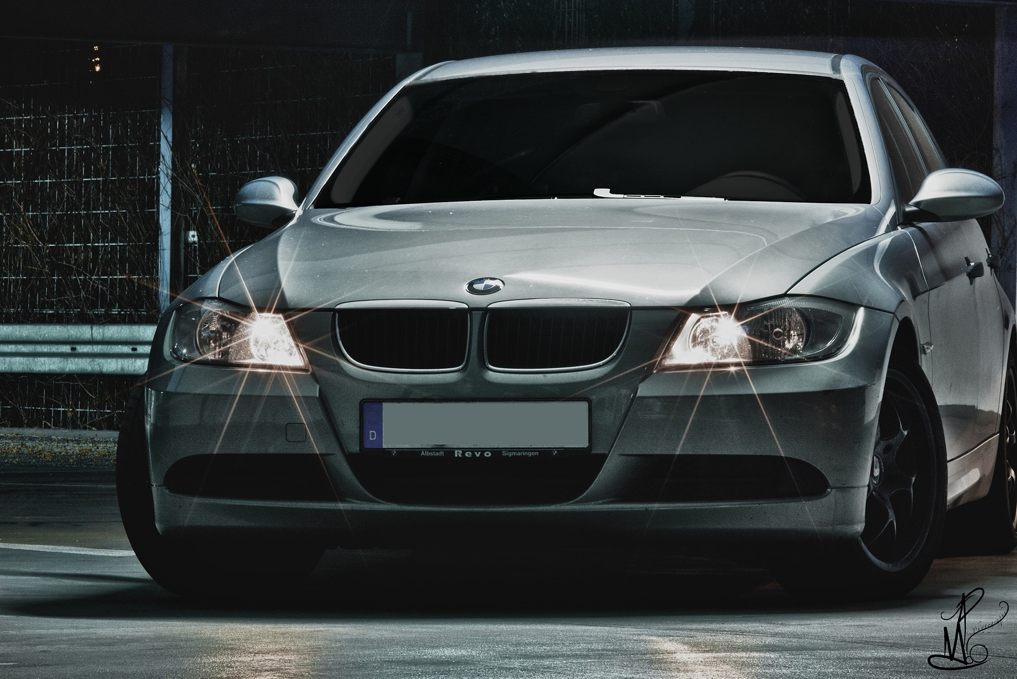 Photograph BMW E 90 by Patrick  on 500px