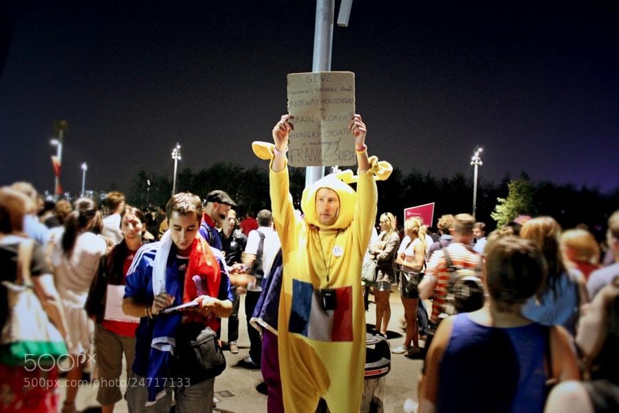 Olympics Tubbies by Enako (Enako)) on 500px.com