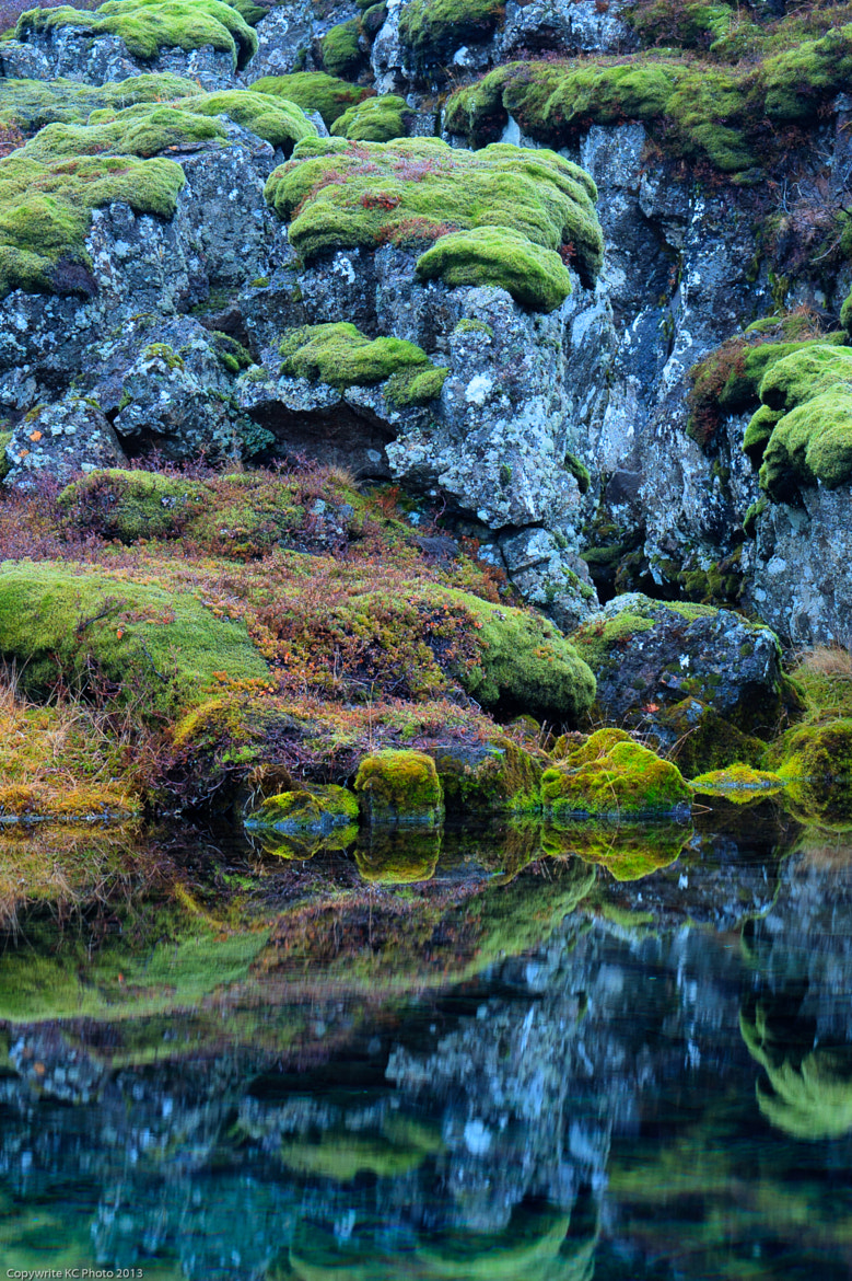 Photograph Iceland Reflection by Kim C on 500px