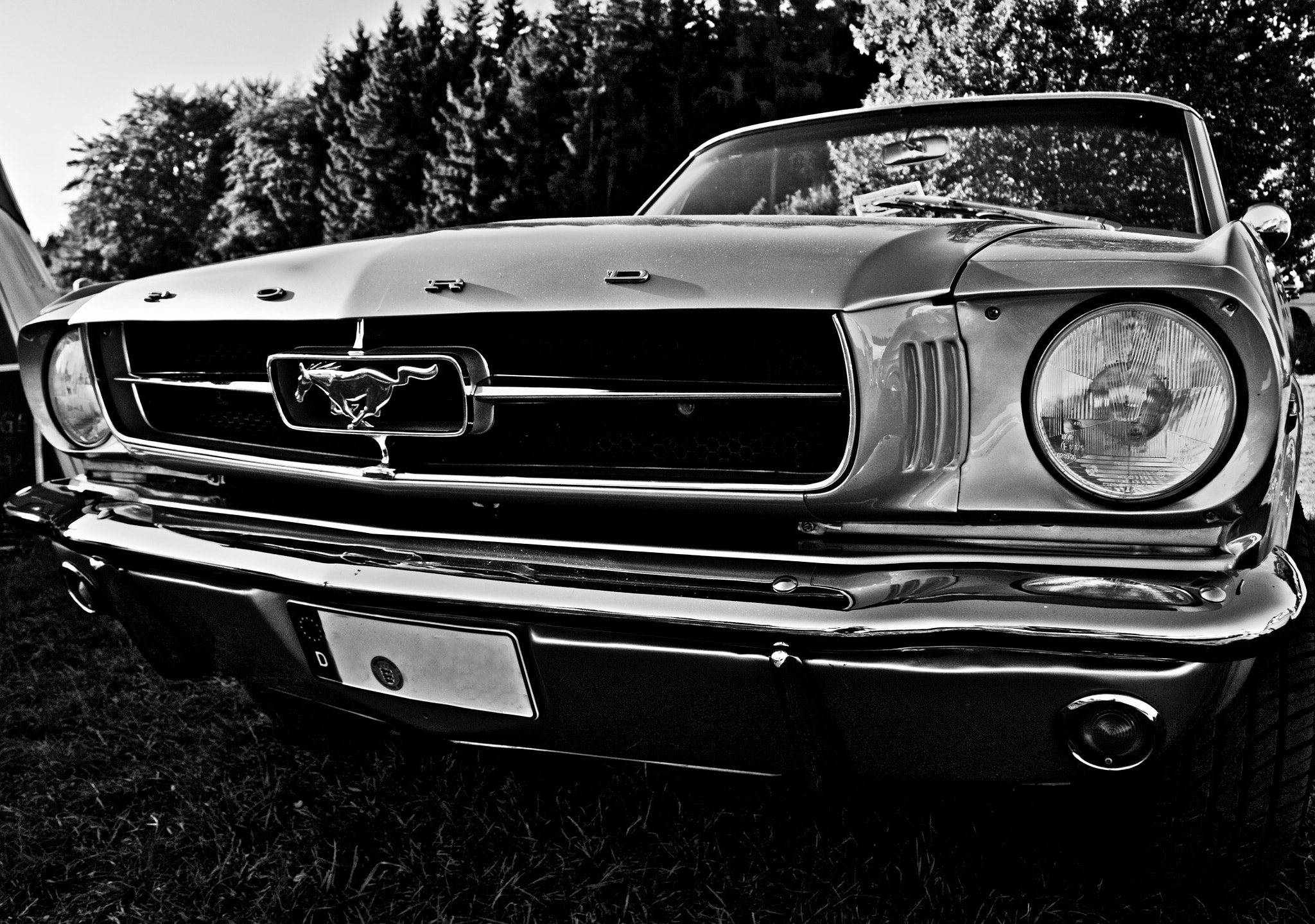 Photograph Ford Mustang by Patrick  on 500px