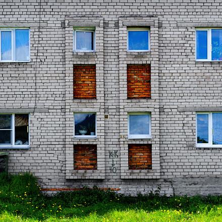 Solovki 22 (wall).