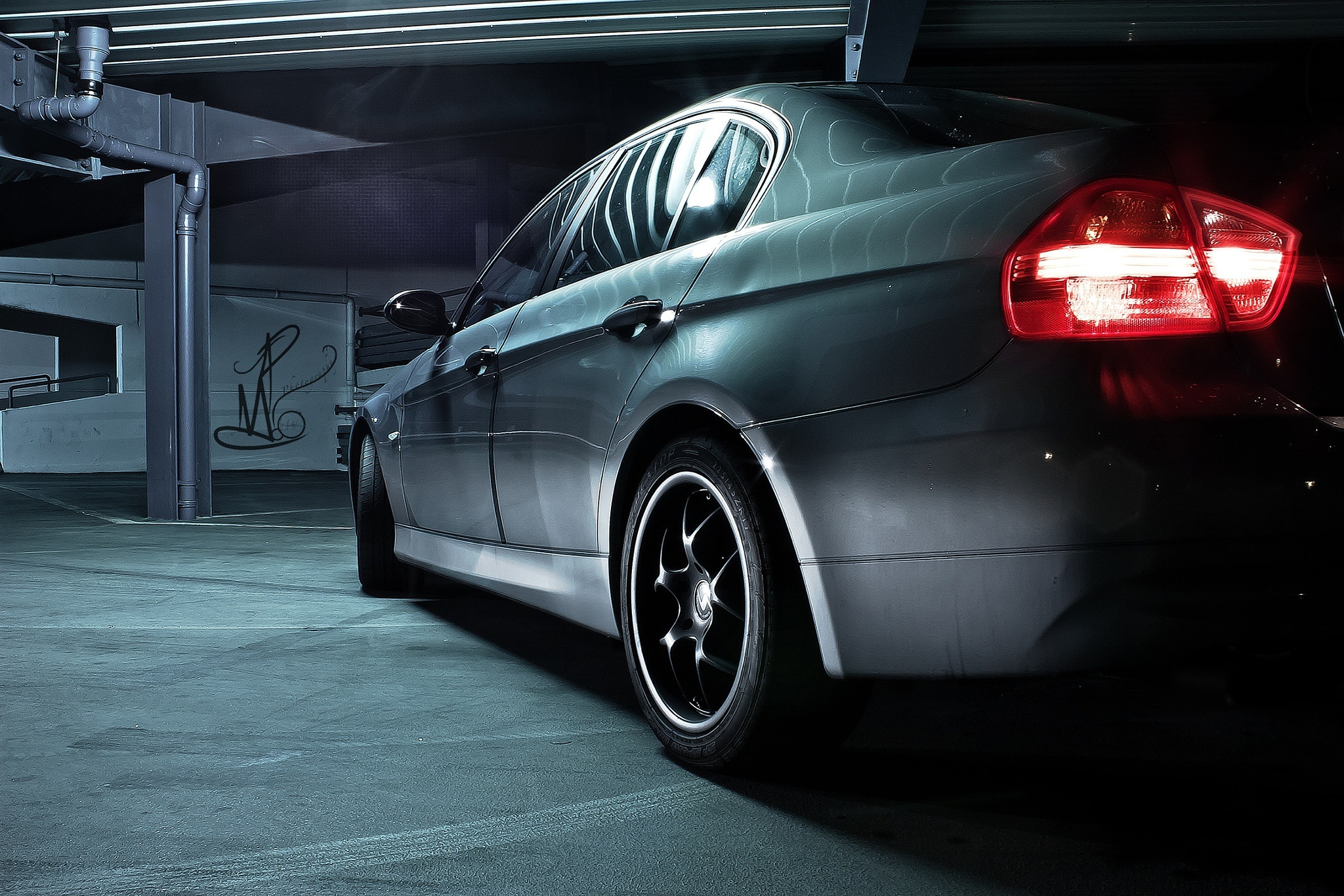 Photograph BMW e90 by Patrick  on 500px