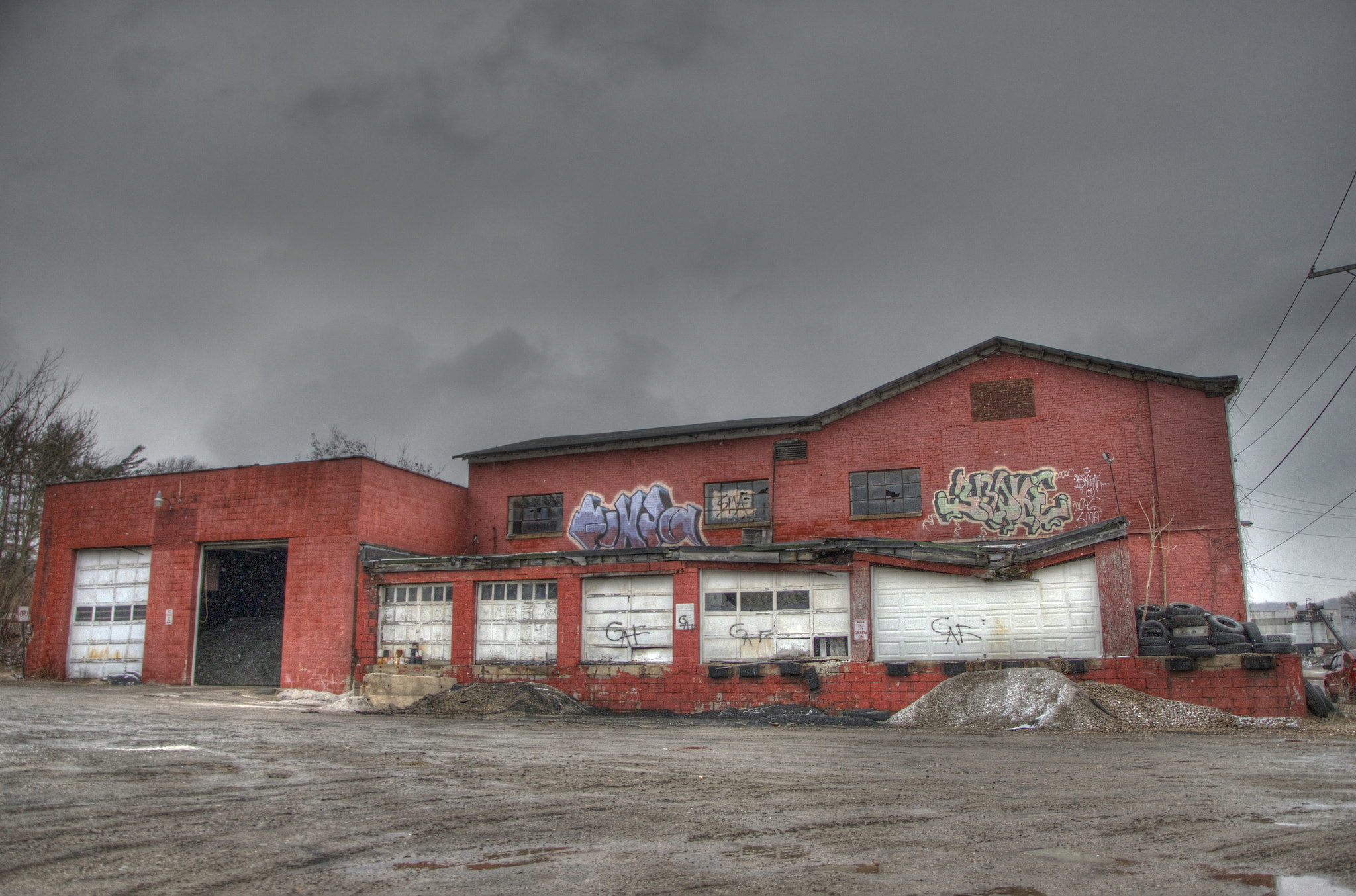 Photograph Abandoned HDR by Jason Foose on 500px