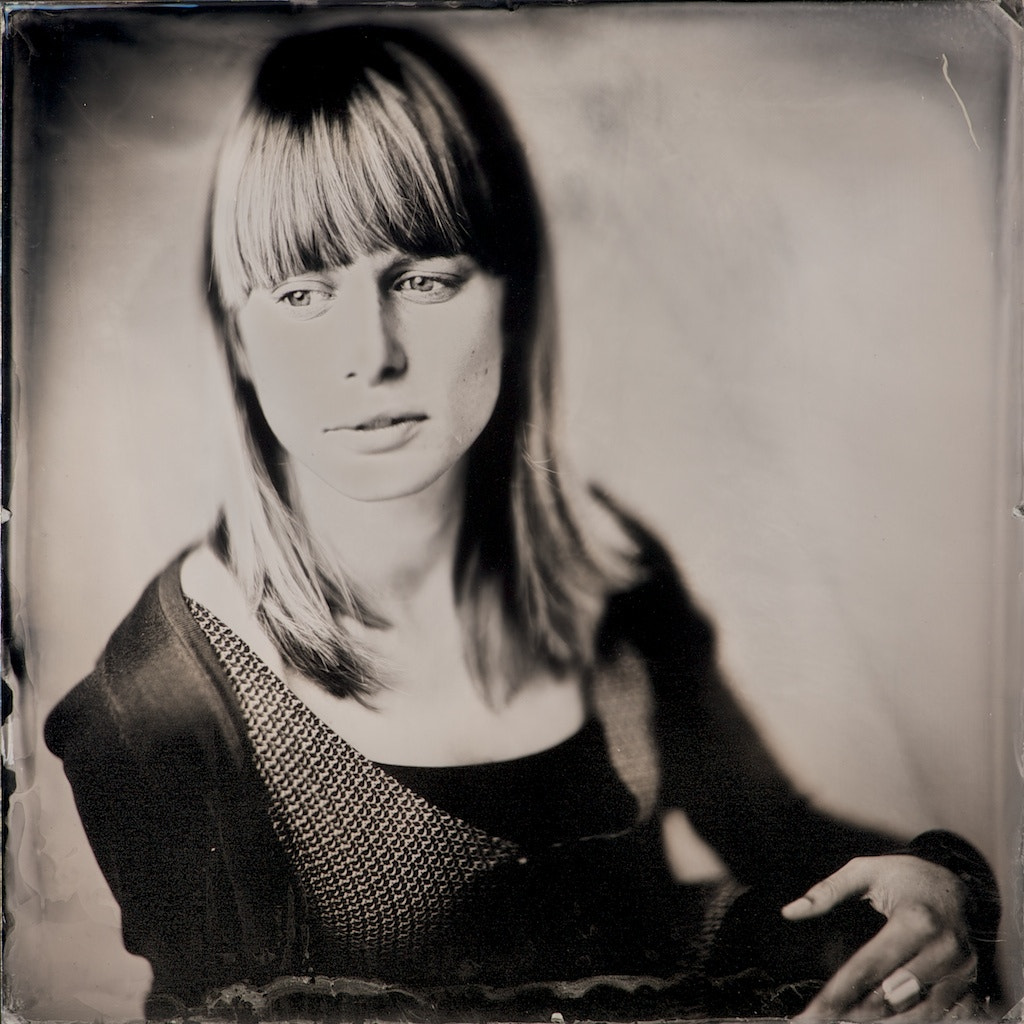 Photograph Sofie DB by wetplate studio on 500px