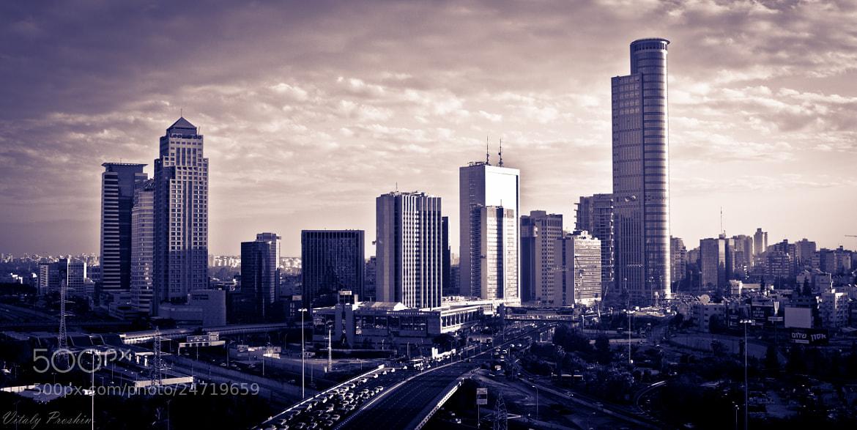 Photograph Tel-aviv city  by Vitaly Proshin on 500px