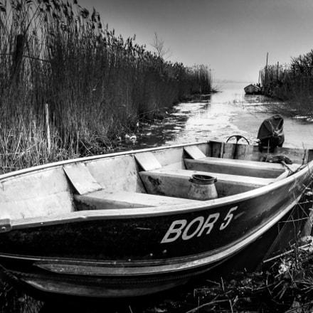 Fischerboot im Hafen von, Canon POWERSHOT G3