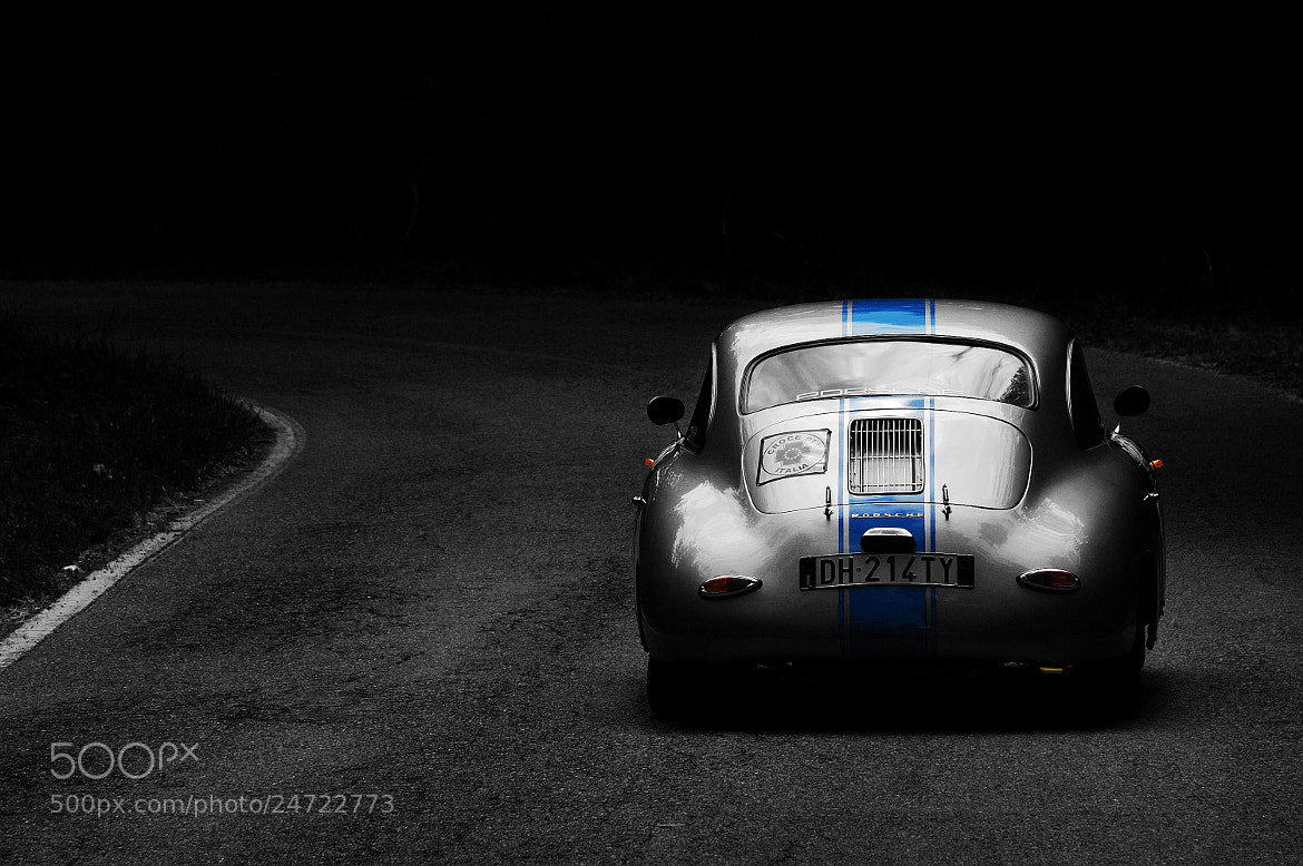 Photograph Porsche 356 by Mattia Terrando on 500px