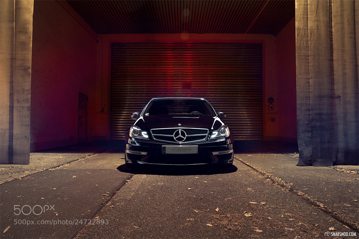 Photograph Mercedes-Benz C63 AMG - 5 by Daniel Böswald on 500px