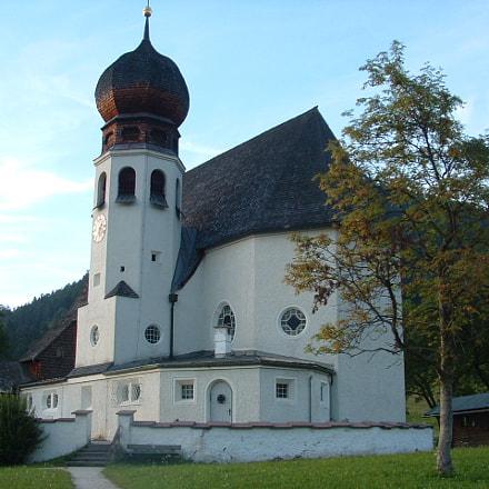 Oberau  / Berchtesgadener Land, Fujifilm FinePix S304