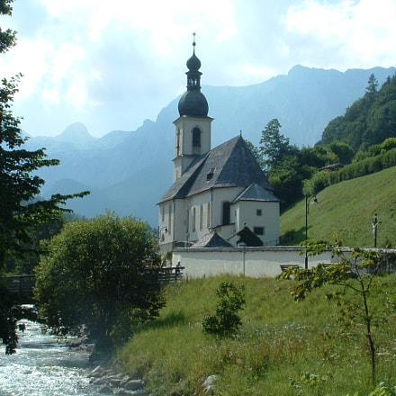 Ramsau / Berchtesgadener Land, Fujifilm FinePix S304