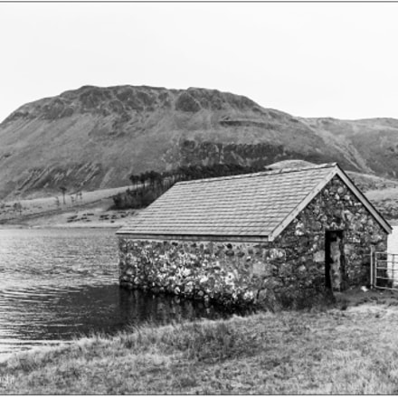 Angler's Boat House, Canon EOS 1N
