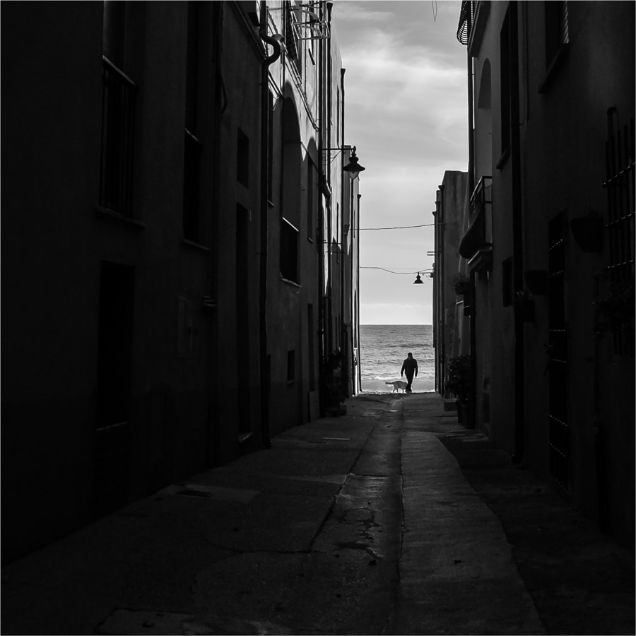 Varigotti - Liguria, автор — Francesco  на 500px.com