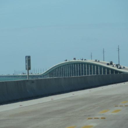 Seven Mile Bridge, Canon POWERSHOT ELPH 520 HS