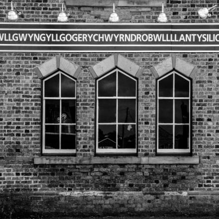 longest town name in Wales