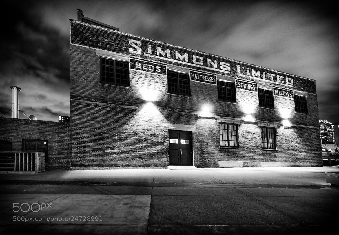 Photograph The Old Mattress Shop by Yves Gagnon on 500px
