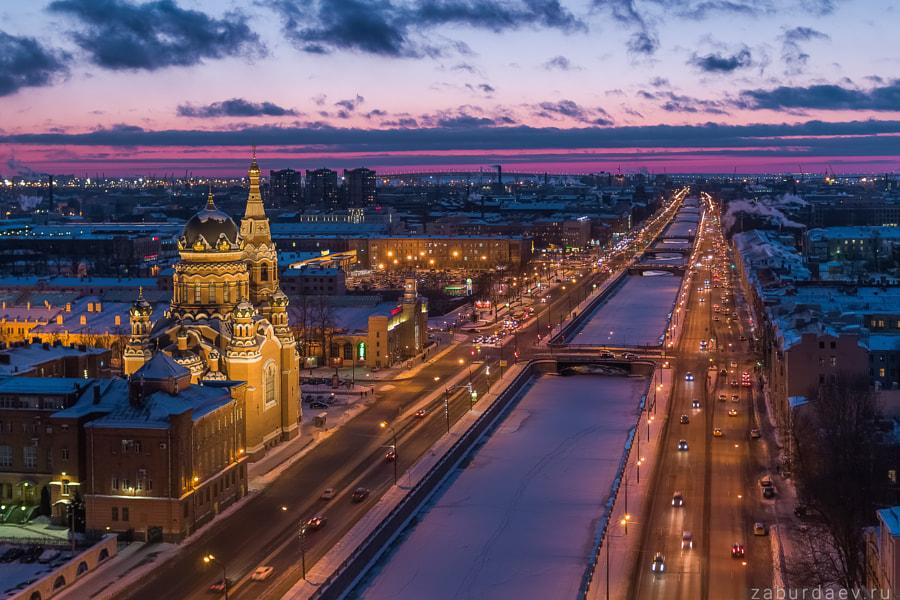 Obvodny Canal by Stanislav Zaburdaev on 500px.com