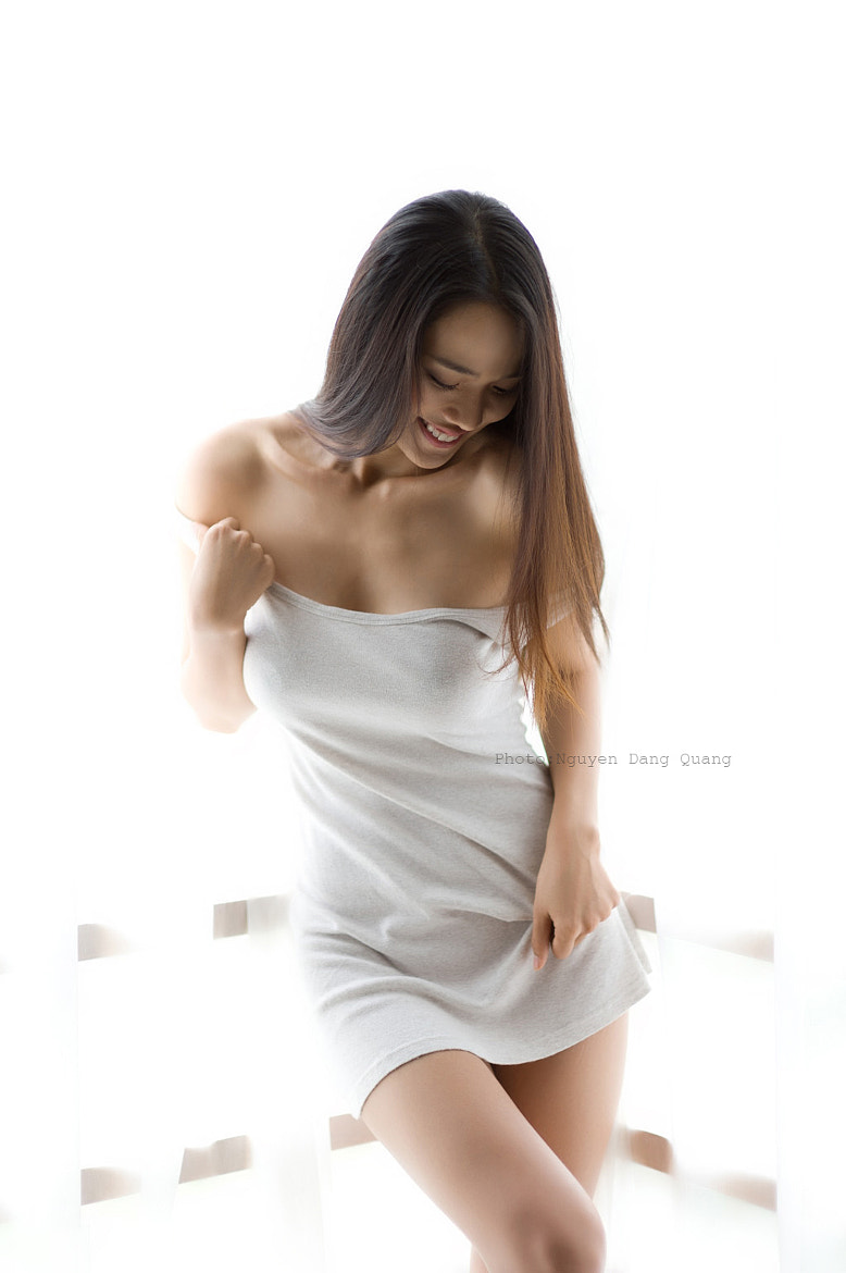 Photograph Sexy lady by Nguyen Dang Quang on 500px