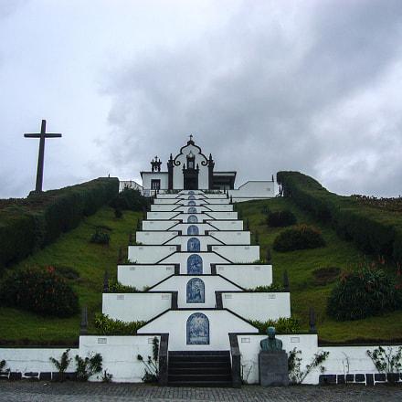 Beautiful chapel in the, Panasonic DMC-FX3