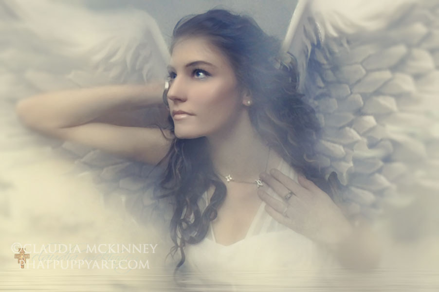 Photograph Angel by Phatpuppy Art on 500px