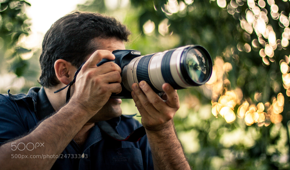 Photograph Daniel with 70-200! by Mariano Gila on 500px